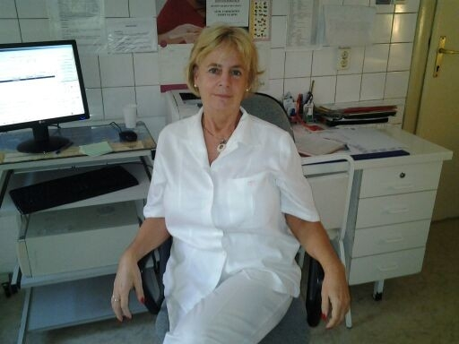 Dr. Apostol Éva bőrgyógyász