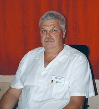 Dr. Barcza Zsolt
