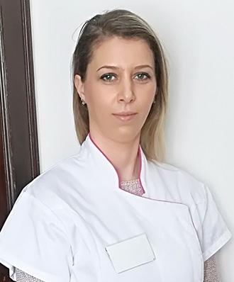 dr. Szigetiné dr. Szilágyi Ildikó gyógyszerész