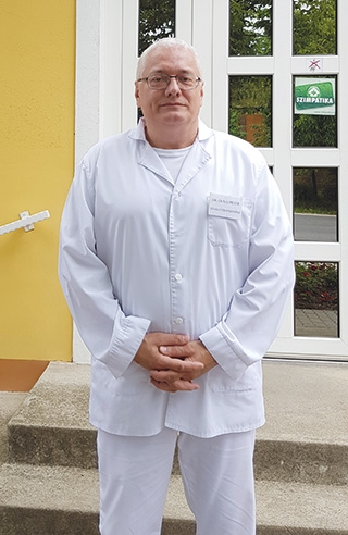 dr. Ócsai Péter gyógyszerész