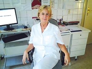 Dr. Apostol Éva bőrgyógyász, kozmetológus