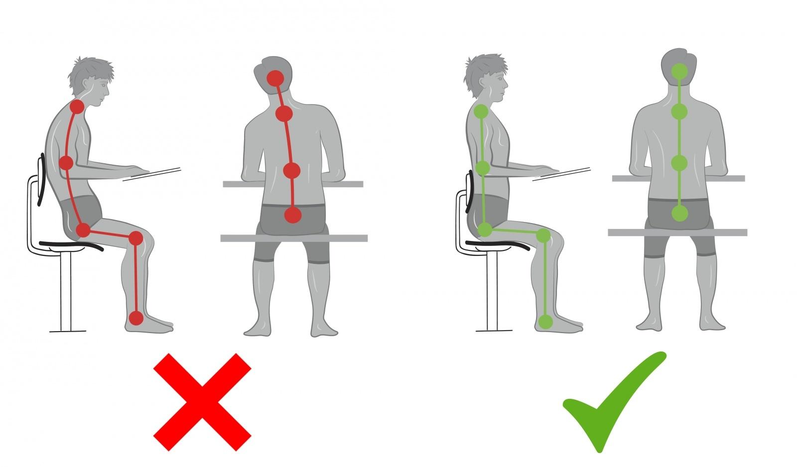 Szimpatika ???A jó szék és a helyes ülés