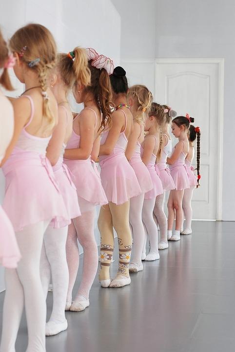 balerina fogyni