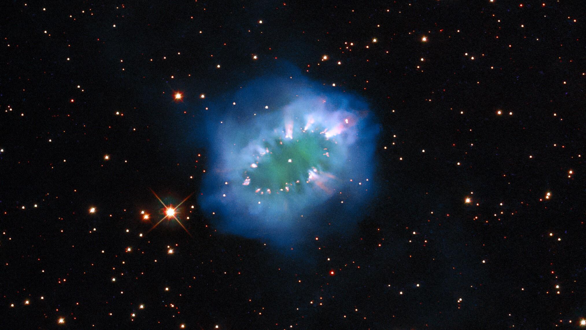 Forrás: ESA/Hubble & NASA, K. Noll